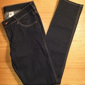 &Denim H&M skinny jeans dark wash 34x34